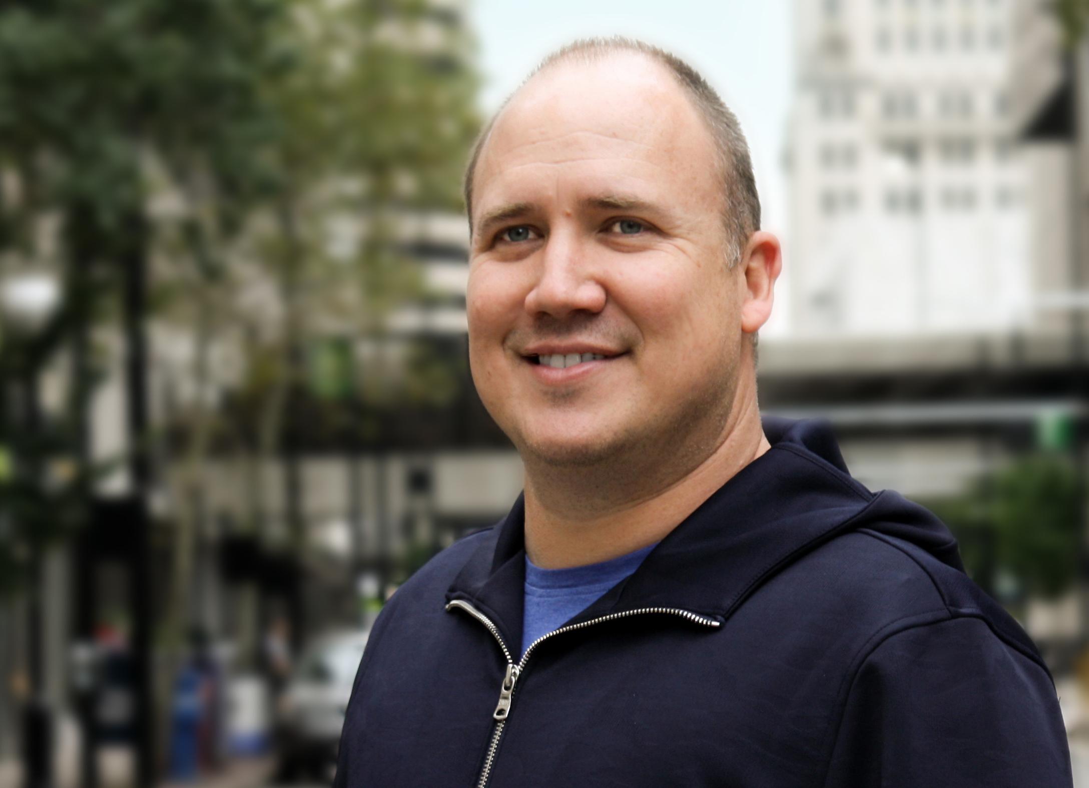 Jason Schmall headshot